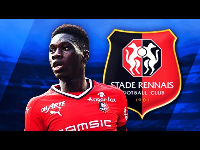 ISMAILA SARR - Incredible Speed, Goals, Skills Assists - 2017/2018 (HD)