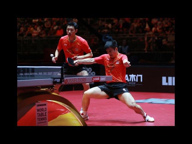 (MD-SF) FAN Zhendong/XU Xin Vs JANG Woojin/JEOUNG Youngsik - 2017 SWEDISH OPEN - Full Match/HD