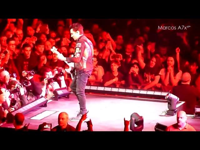 Avenged Sevenfold Live The Stage Tour 2017 Full Show