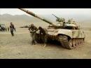 Российский т-90 позор на гусеницах
