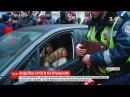 У Львові кермувальниця збила патрульних коли її зупинили за порушення правил