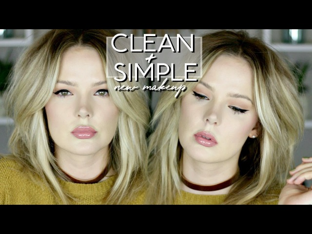 CLEAN AND SIMPLE MAKEUP   LIQUID LINER MADE EASY Mallory1712