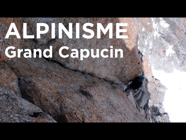 2 Grand Capucin voie Bonatti Ghigo Chamonix Mont Blanc alpinisme escalade - 8484