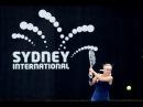 2018 Sydney International Second Round Dominika Cibulkova vs Elena Vesnina WTA Highlights