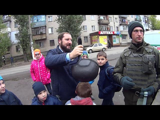 Акція на вулиці імені Олександра Радієвського
