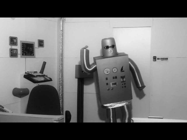 Soviet war robot attacks