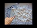 ✂️Sewing Lace lingerie Шьём платье сорочку комбинацию Строим выкройку раскрой KrisCityofLux