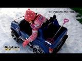 Детский электромобиль Ford Ranger ( видео клиента )