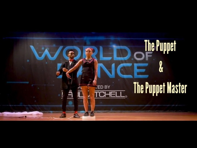 The Puppet The Puppet Master | @jajavankova @bdash_2 | WOD Boston