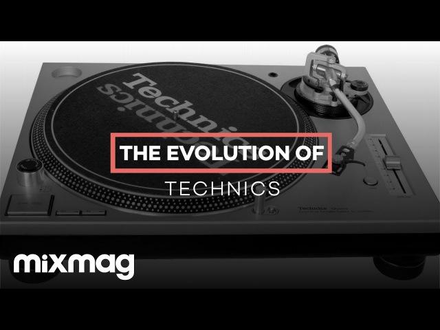 The Evolution Of... the TECHNICS Turntable. Всем любителям винила 👉 vk.comanaloglP