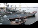 День открытых дверей на кораблях Черноморского флота