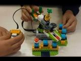 Lego Manipulator Machine - Lego Wedo 2.0 Robotics Education