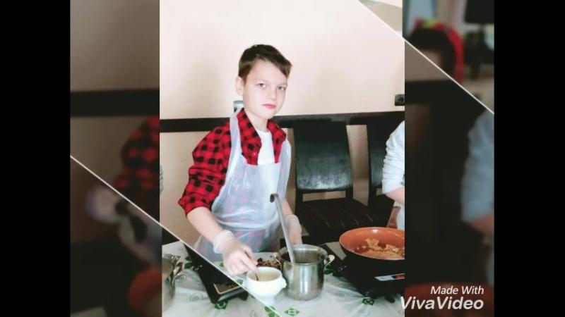 Видеоотчёт по мастер классу Масленица в Роял Кафе смотреть онлайн без регистрации