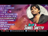 Hits Of Suniel Shetty  90s Bollywood Romantic Songs  JUKEBOX  Evergreen Hindi Love Songs