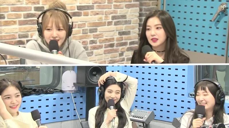 171120 Red Velvet @ SBS Power FM 'Lee Gook Joo's Young Street'