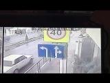 ДТП с большегрузом в Геленджике