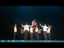 Шоу под дождём III Признание в любви Театр танца Искушение МСК 24.04.2018г.