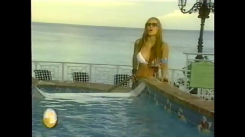 Livin Large in Jamaica w Carmen Electra