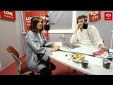Елена Темникова в гостях у Красавцев на Love Radio 07.02.2018