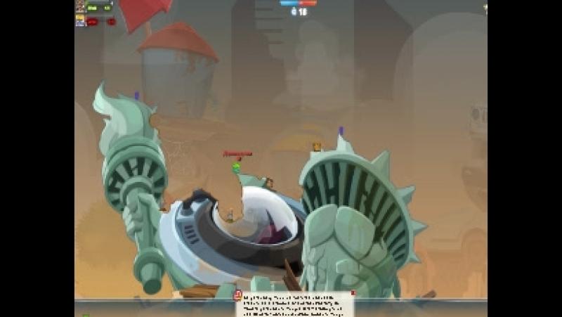 Вормикс: Я vs Деревенщина (7 уровень)