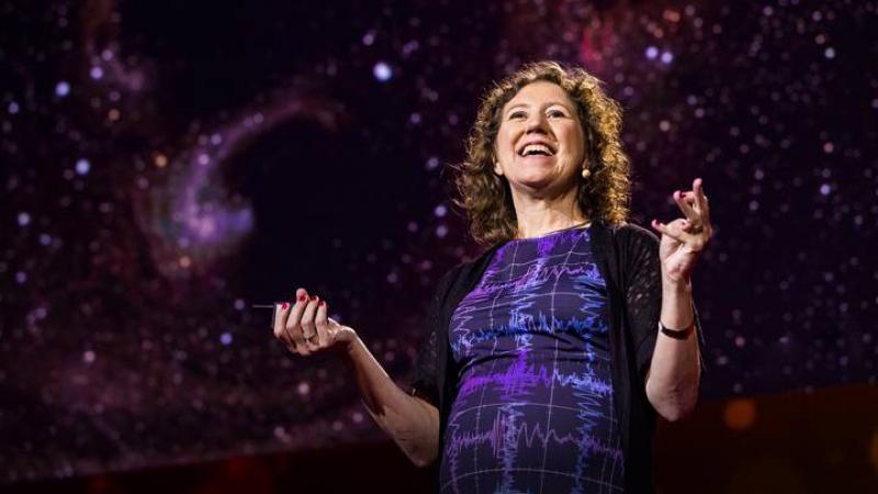 Габриэла Гонсалез: Как ученые обнаружили гравитационные волны (русские субтитры)