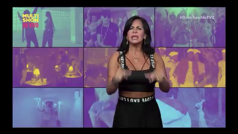 Gretchen - New Rules (live on TVZ)