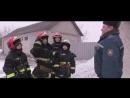 Поздравление с Днем спасателя от детей работников Воложинского районного отдела МЧС