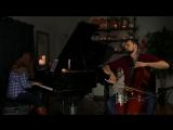 Кавер песни Adele - Hello на Пианино и Виолончели (Cello Piano Cover) - Brooklyn Duo