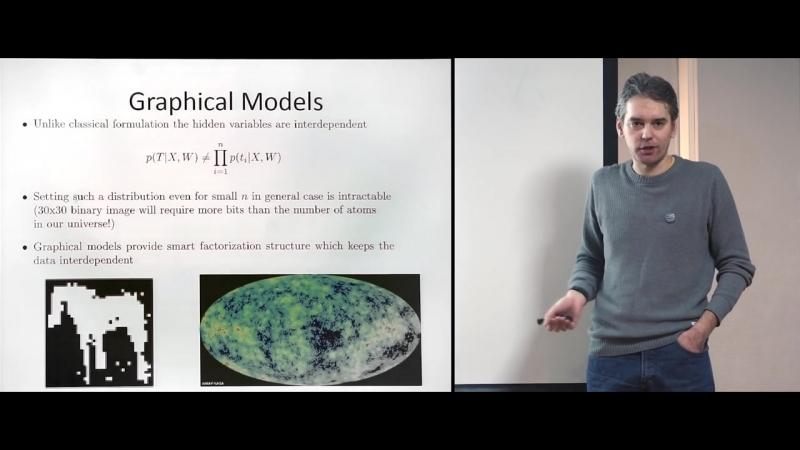 [Коллоквиум] Математика больших данных тензоры, нейросети, байесовский вывод - Ветров Д.П.