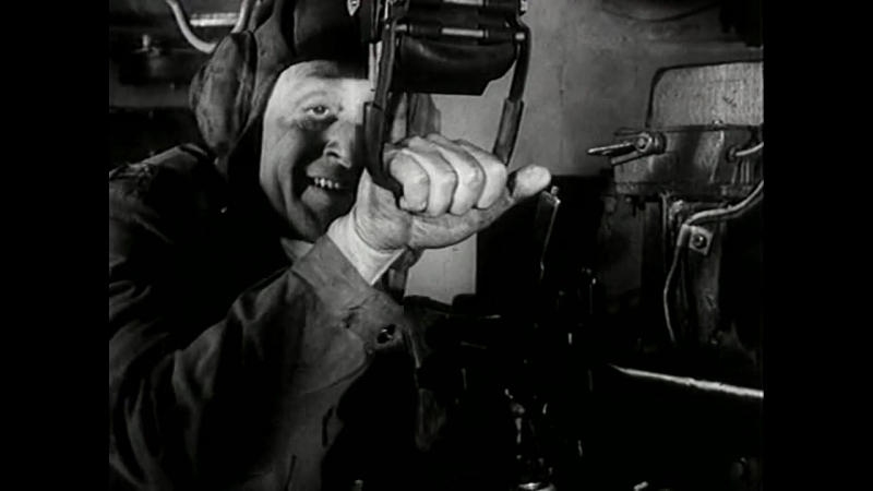 Четыре танкиста и собака 1968. 10 серия. Бой польских танкистов с немецким десантом у моста