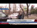 В Симферополе сотрудники ФСБ задержали украинца по подозрению в шпионаже