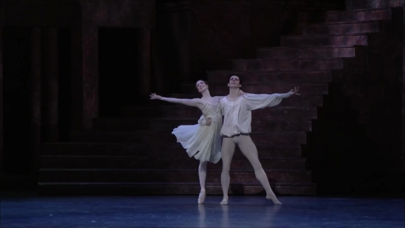 Romeo and Juliet - extract from the Balcony pas de deux