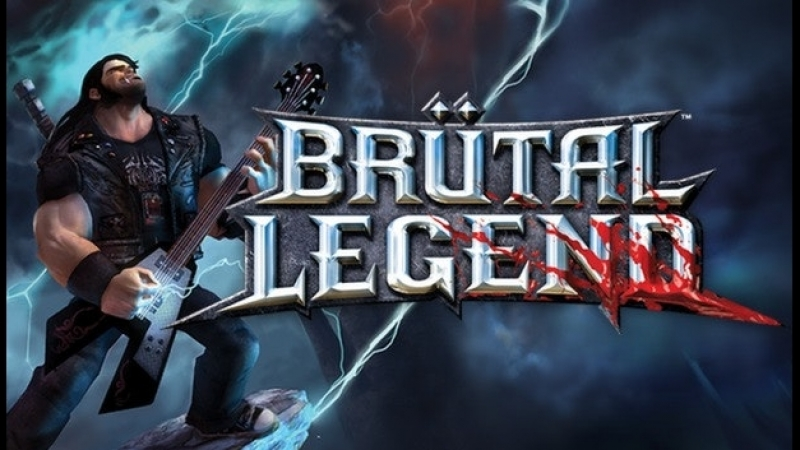 Brutal Legend игрофильм