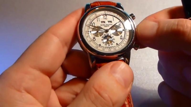 Часы Путина,копия часов Patek Philippe