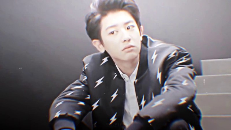 Chanyeol / wet the bed