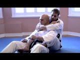 Clark Gracie with Rear Naked Choke Details