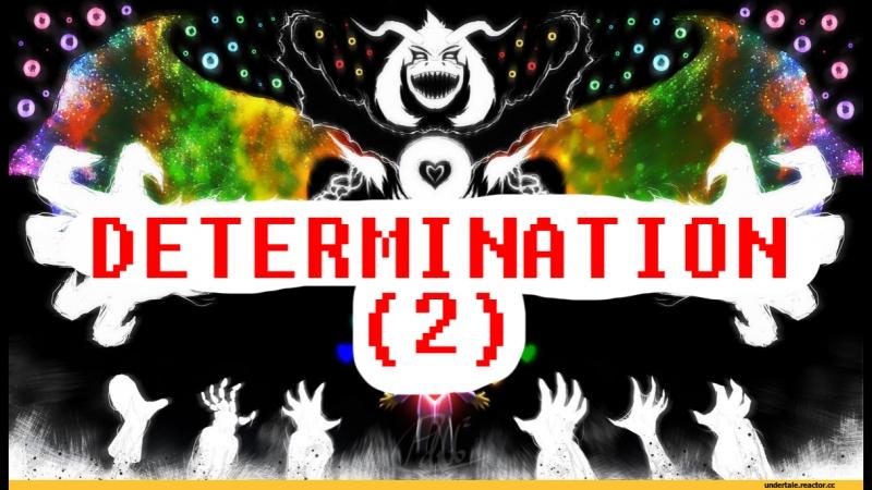 2Soundtrack Soul Determination/Саундтрек Души Решительности(Instrumental Mix)