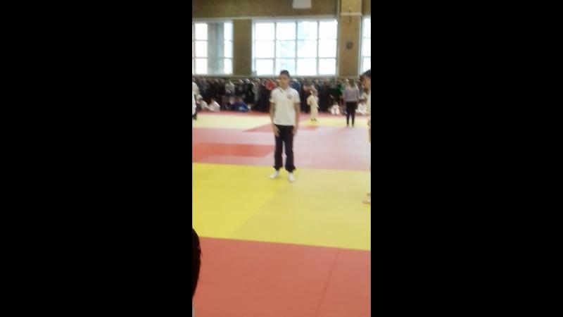 Дзюдо соревнование в ЦОПе 20.12.17