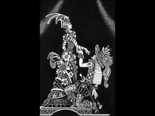 ТАНЦЫ ЗОДИАКА ( муз. Жан Мишель Жар - Магнитные поля)