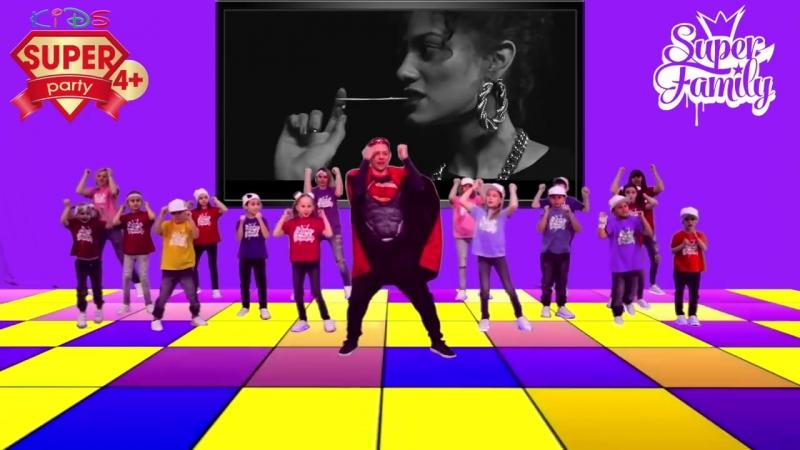 ЧУЧА-ЧАЧА танцевальная игра-повторялка
