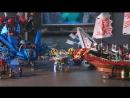 The LEGO Ninjago Movie Team Supreme Building NINJAGO