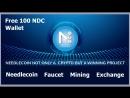 Новая валюта - Needlecoin | Кран: 0.028 - 28889.14 NDC каждый час.