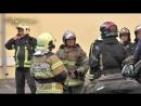 Жильцов дома в центре Москвы эвакуировали из за угрозы обрушения в соседнем здании