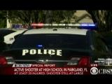 Новости на «Россия 24»  •  ФБР и полиция проводят спецоперацию в школе Флориды, где произошла стрельба