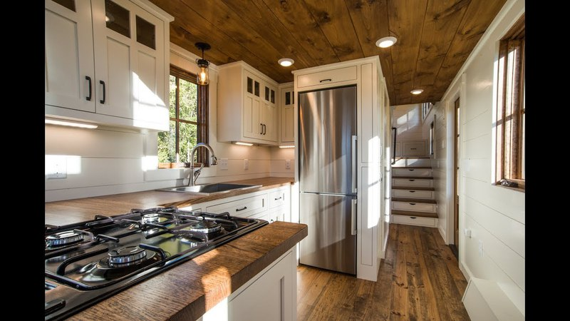 Tiny House Builder's Dream Home Design