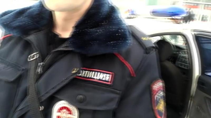 Полицейский беспредел! Затолкали в машину, отняли камеру! МАКСИМАЛЬНЫЙ РЕПОСТ