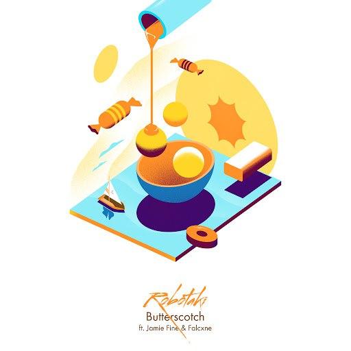 Robotaki альбом Butterscotch