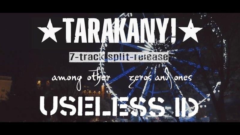 Tarakany! / Useless ID: Split Album coming April 20