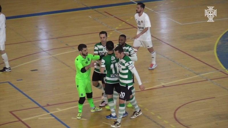 Liga Sport Zone, 26ª jor.: Rio Ave FC 0 - 6 Sporting CP