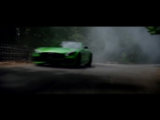 Beast of the green hell_ the mercedes-amg gt r